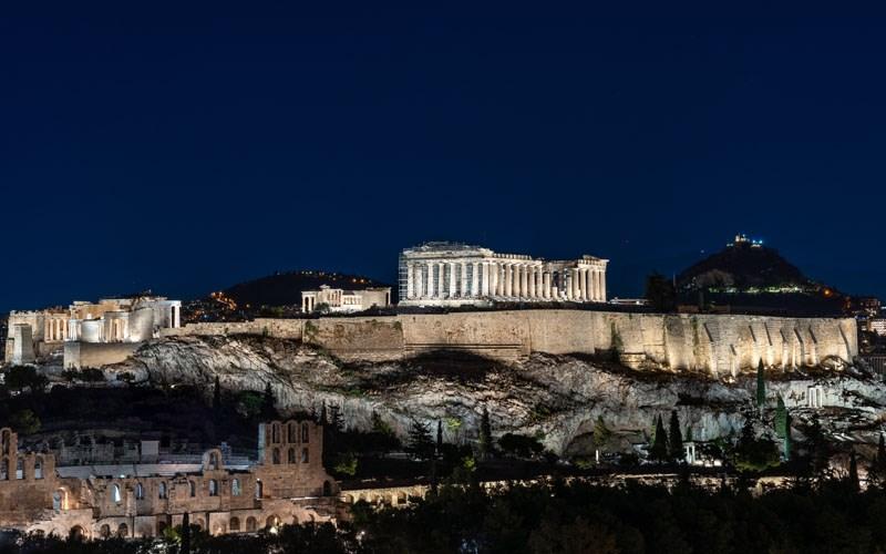 Acropolis Southern Wall, Athens