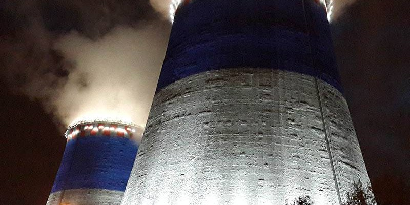 CHP-25 heat and power plant, Ochakovo-Matveyevsky district