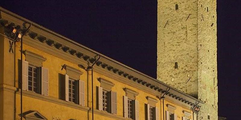 Civic Tower, Citta' di Castello