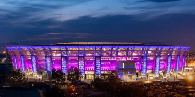 Puskás Arena, Budapest