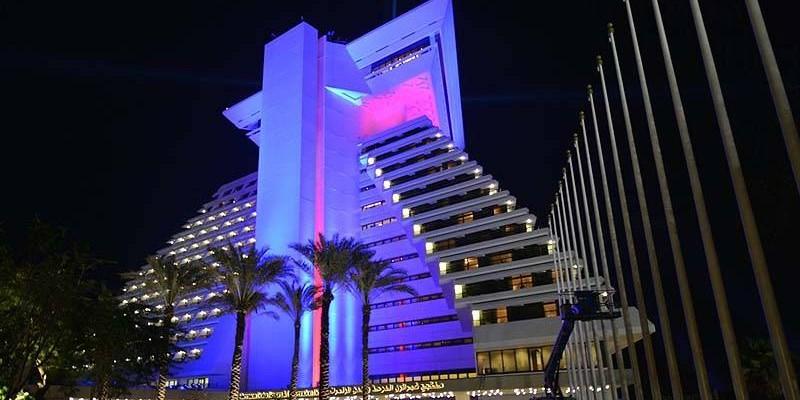 Sheraton Hotel, Doha