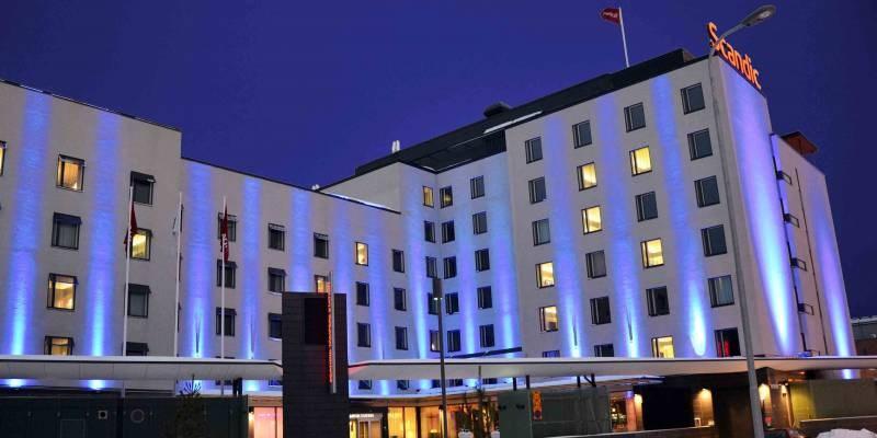 Scandic Station Hotel, Tampere